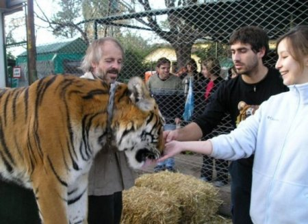 Аргентинский зоопарк для любителей экстрима