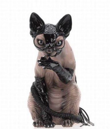 BDSM коты