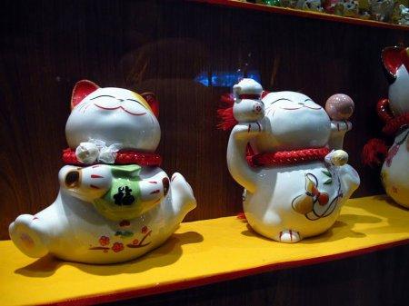 Музей кошек в Малайзии