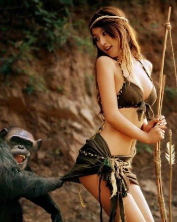 Смешные и забавные зверушки (34 фото)