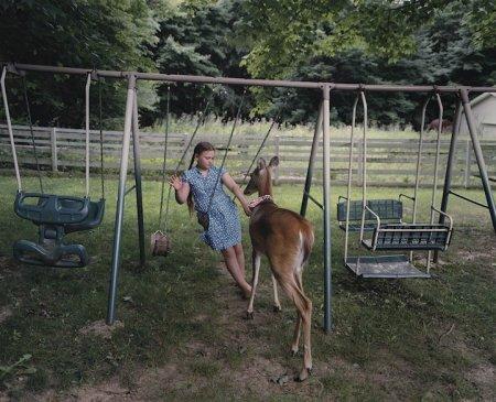 Амелия и её друзья-животные (28 фото)