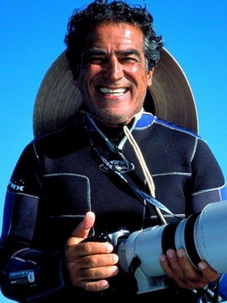 Экстремальные подводные снимки акулы-молот (11 фото)