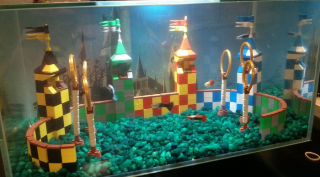17 аквариумов с невероятным дизайном
