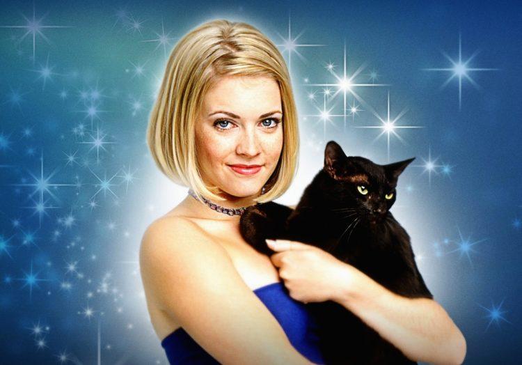 Ведьма Сабрина и кот Салем